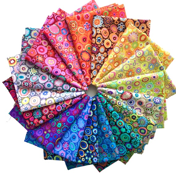 Paperweight Classics Kaffe Fassett Collective - Fat Quarter Bundle of all 17 Colours