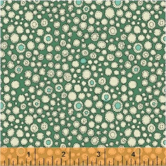 Fantasy by Sally Kelly for Windham Fabrics - Fat Quarter of 51291-7