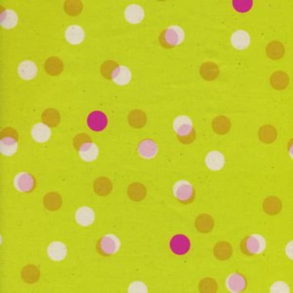 Jubilee by Melody Miller for Cotton and Steel - Fat Quarter-  Party Lights in Yellow