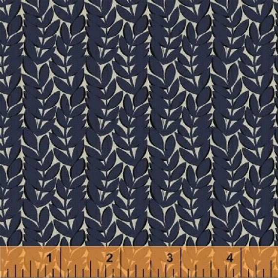 Fantasy by Sally Kelly for Windham Fabrics - Fat Quarter of 51292-1