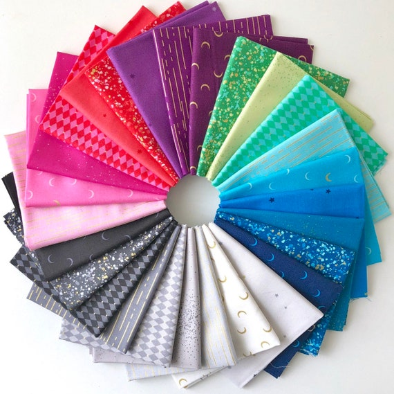 Greatest Hits Volume 1 by Libs Elliot for Andover Fabrics -  Fat Quarter Bundle of 27