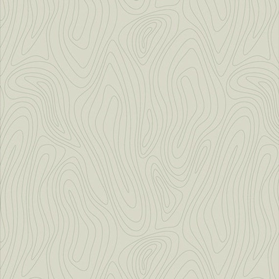 Vert Fusion by Art Gallery Studio-  Fat Quarter of Rippling Terrain Vert