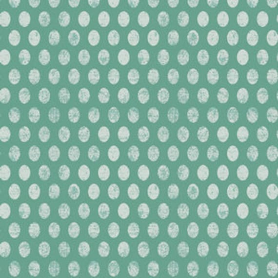 Esoterra by Katarina Rocella for Art Gallery Fabrics - Straight Hatch in Aqua
