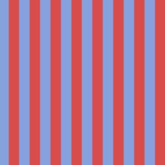 Fat Quarter Tent Stripe in Lupine  - Tula Pink's All Stars Fabric for Free Spirit Fabrics