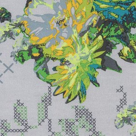 Mod Corsage by Anna Maria Horner for Free Spirit - Memory in Field - Fat Quarter