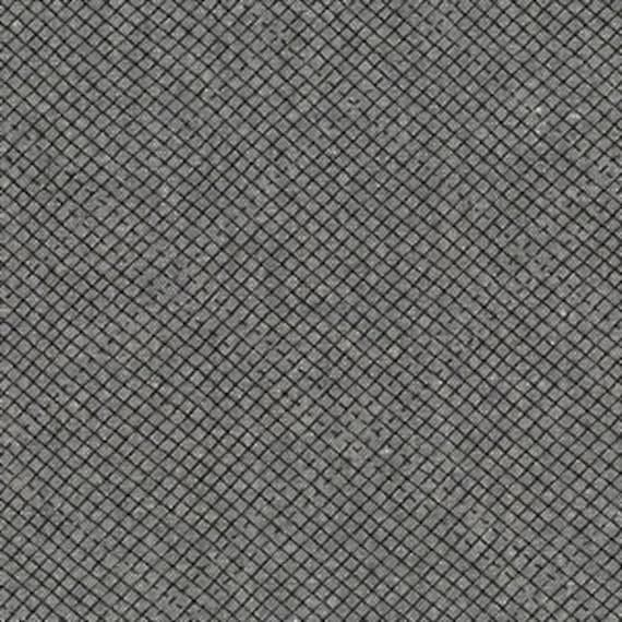 Euclid by Carolyn Friedlander - Check It in Graphite - Fat Quarter