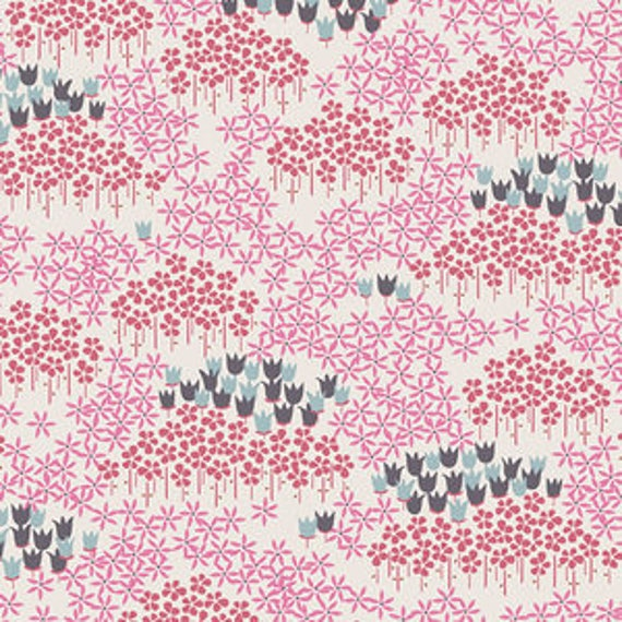 Dollhouse by Amy Sinibaldi for Art Gallery Fabrics - TipToe in Frolic