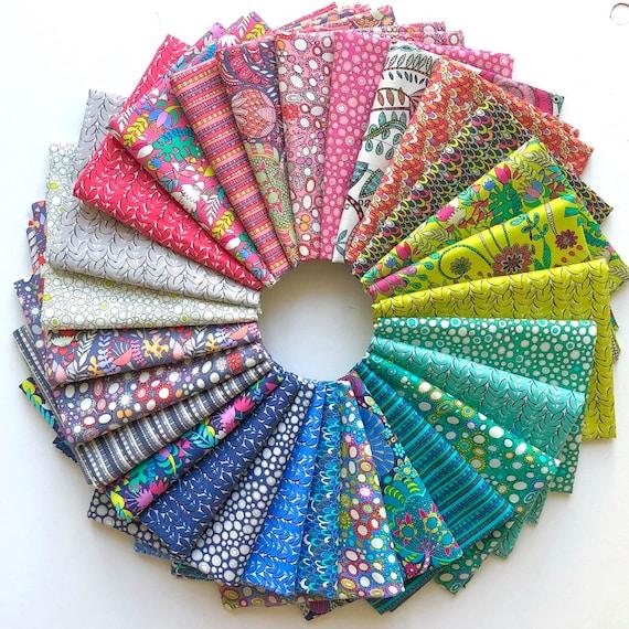 Fantasy by Sally Kelly for Windham Fabrics - Fat 8th Bundle pf all 28