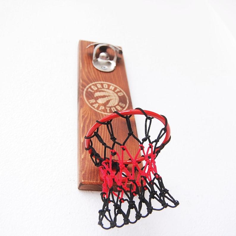 nba, wall mount bottle opener Toronto Raptors raptors Toronto beer opener basketball hoop bottle opener bottle opener
