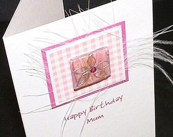 Handmade Birthday Card For Mum Sister Daughter For 18th Etsy