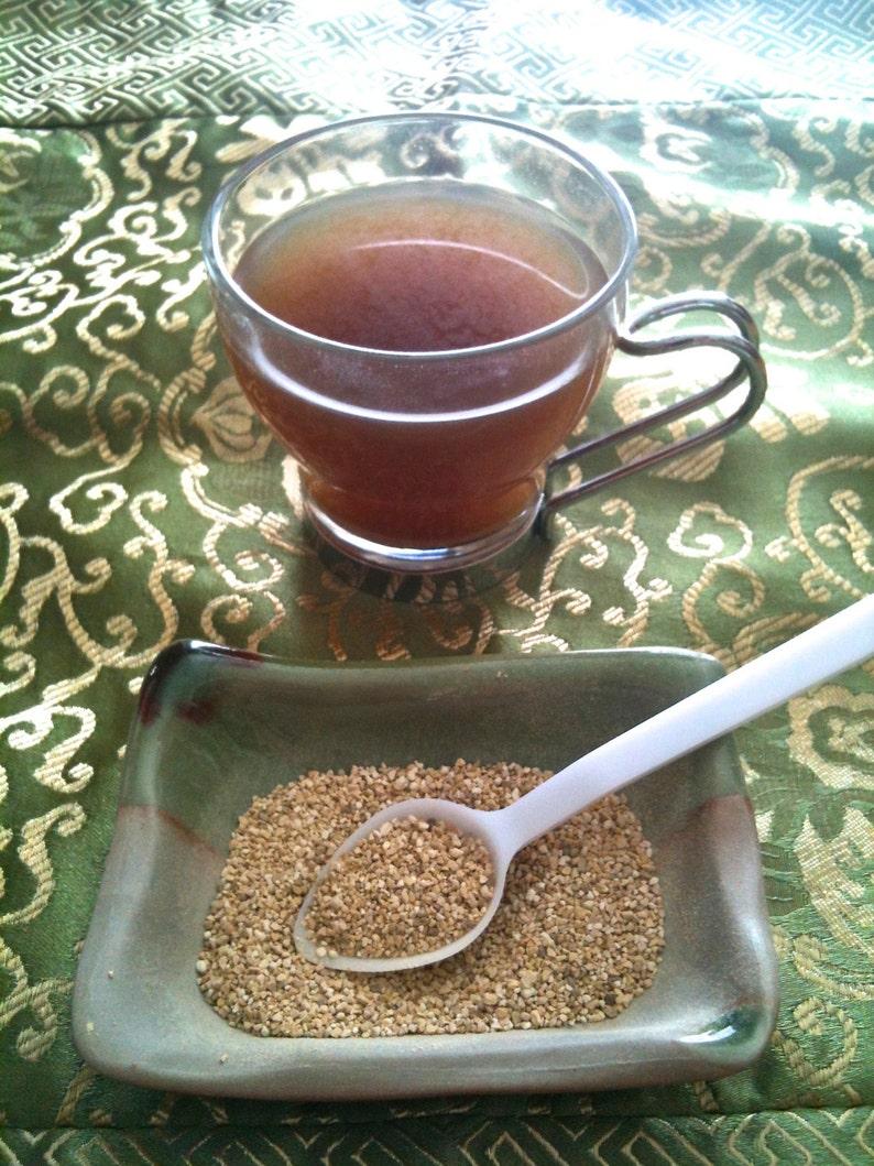Custom Chinese Herbal Formula Instant Tea Powder Granules image 0
