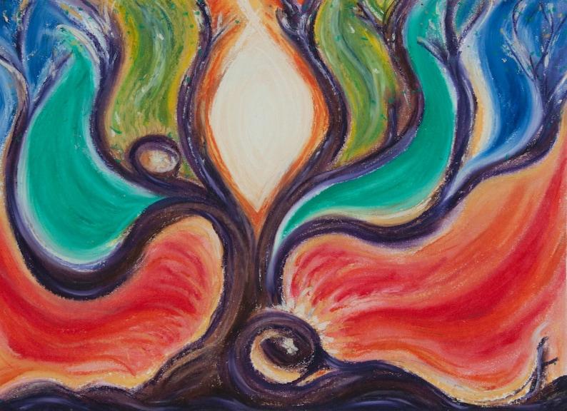 My Tree Maitri  art print image 0