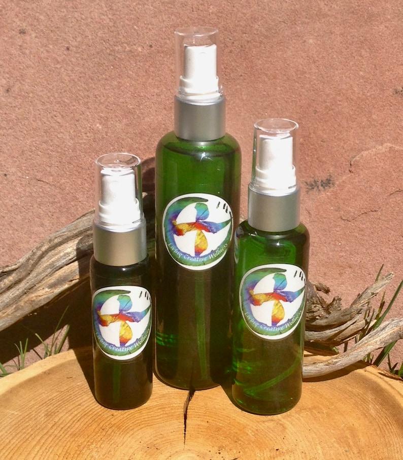 Organic 4 Waters 4 Gems Aroma-Art Therapy Spray image 0