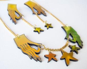 Star Catcher Necklace