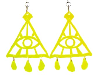 Illuminati Earrings