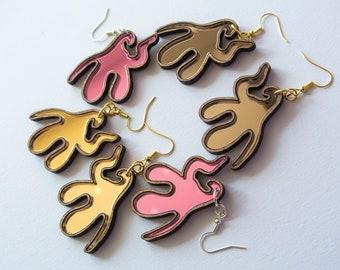 Dancing Clit Drop earrings