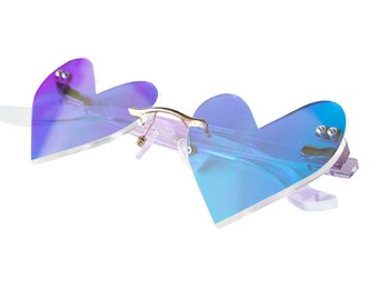 Love heart Glasses