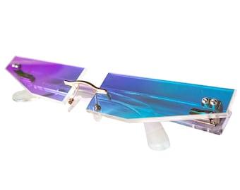 Slimline glasses