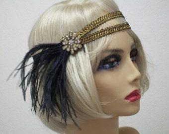 1920s headband  e9413780add