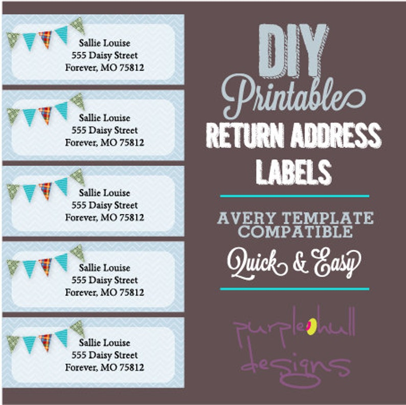 Avery Return Address Labels Template from i.etsystatic.com