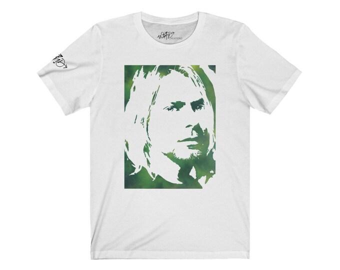 WKiD Unisex Tee | Kurt Cobain