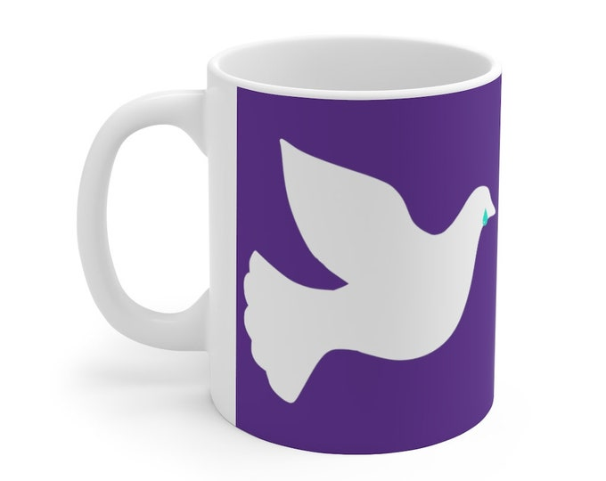 WKiD Mug | When Doves Cry