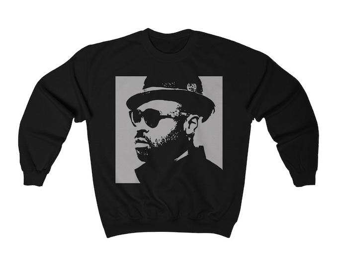 WKiD Sweatshirt   Black Thought