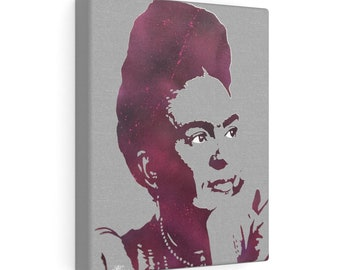 WKiD Canvas Print | Frida Kahlo