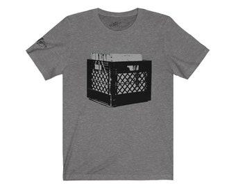 WKiD Unisex Tee | Record Crate