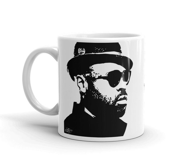 WKiD Black Thought Mug