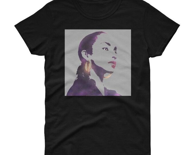 WKiD Women's Dark t-shirts   Sade