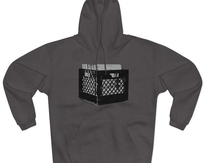 WKiD Hooded Sweatshirt | Record Crate (EUROPE)
