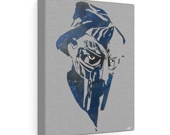 WKiD Canvas Print | MF DOOM