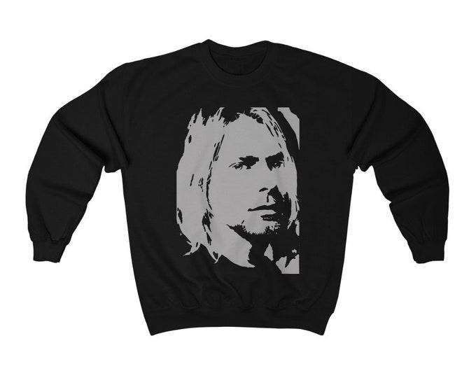 WKiD Sweatshirt   Kurt Cobain