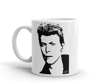 WKiD Mug | David Bowie