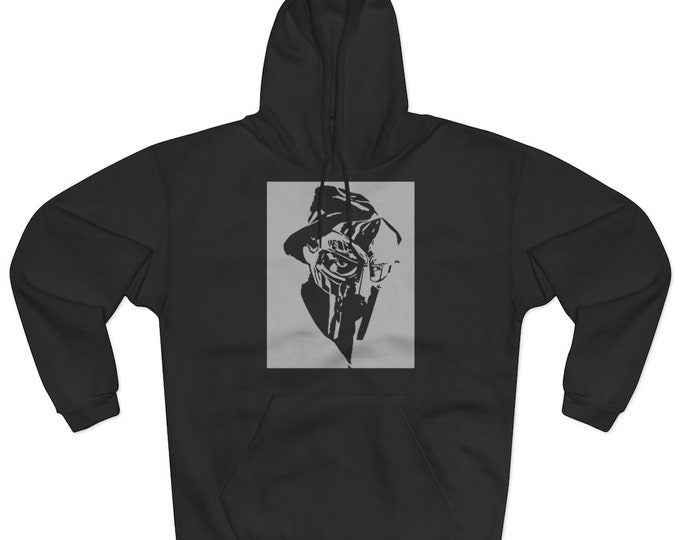 WKiD Hooded Sweatshirt | MF DOOM (EUROPE)