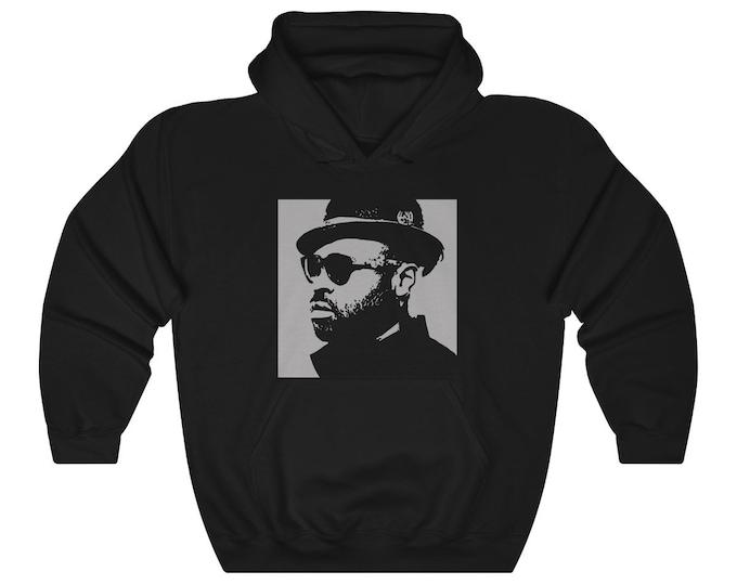 WKiD Hooded Sweatshirt | Black Thought