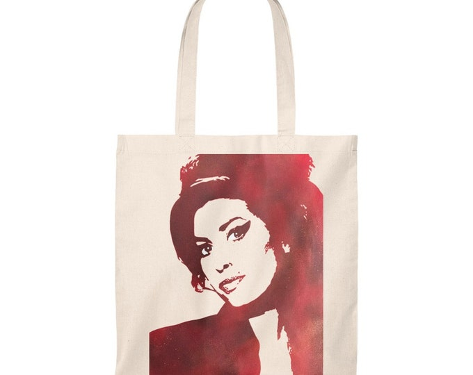 WKiD Tote Bag | Amy Winehouse