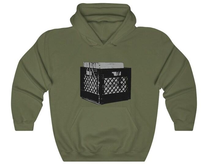 WKiD Hooded Sweatshirt | Record Crate