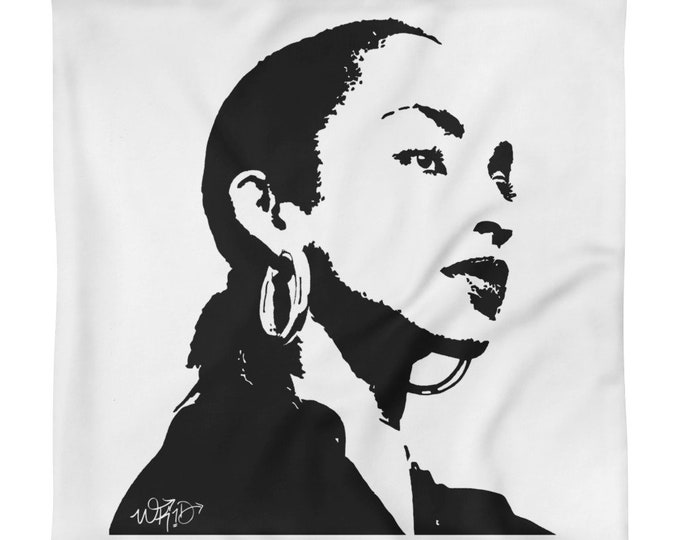 WKiD Sade Pillow Case (No Pillow)