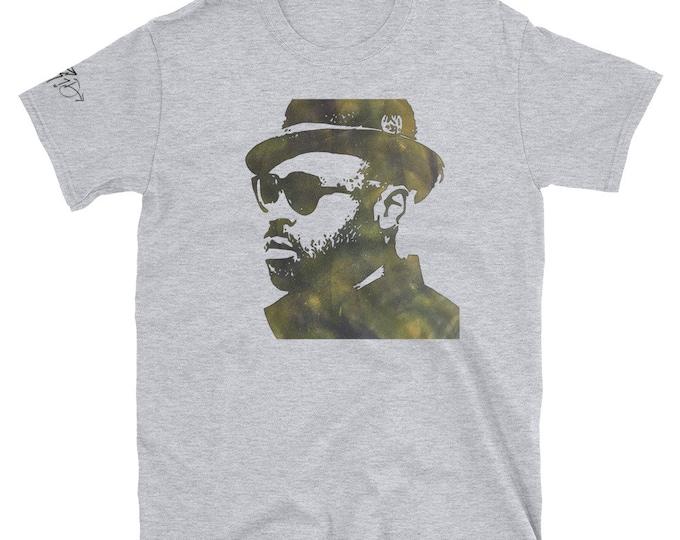 WKiD Short-Sleeve Unisex T-Shirt | Black Thought