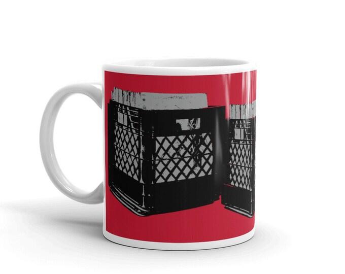 WKiD Mug   Record Crate