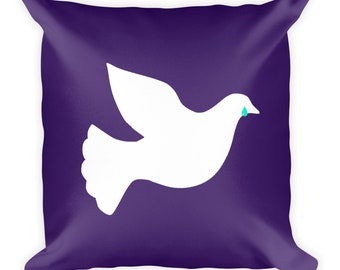 WKiD Pillow | When Doves Cry