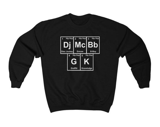WKiD Sweatshirt | Elements of Hip Hop