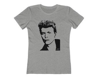 WKiD Basics Women's T-Shirt | Bowie