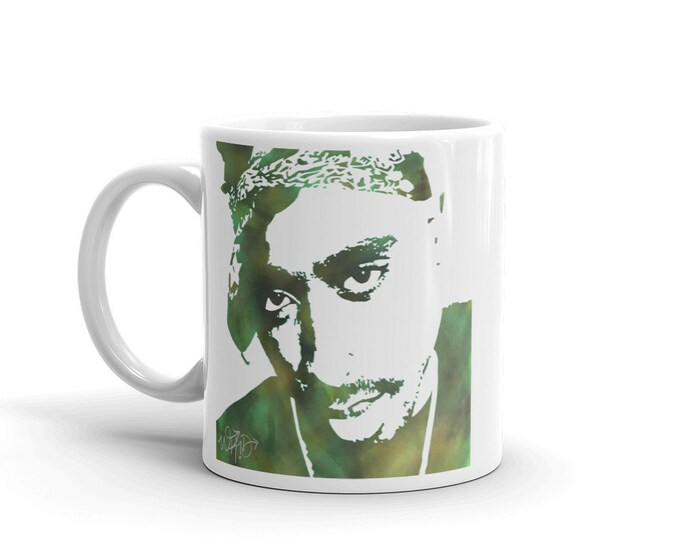 WKiD Mug | Tupac