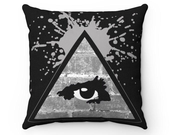 WKiD Pillow   Third Eye/Illuminati