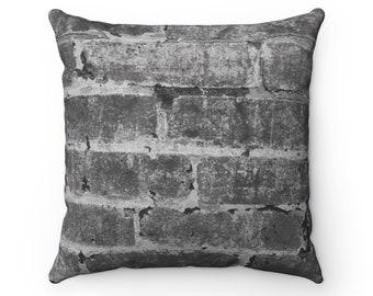 WKiD Pillow | Brick Wall