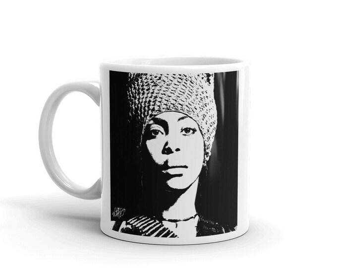 WKiD Mug | Erykah Badu