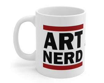 WKiD Mug | Art Nerd